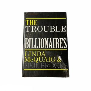 New The Trouble with Billionaires Book